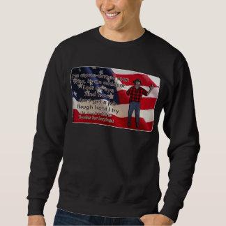 One-Armed Man Sweatshirt
