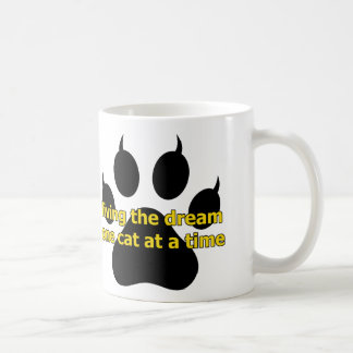 One At A Time (Cat) Animal Rescue Mug