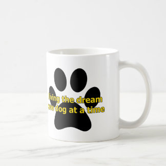 One At A Time (Dog) Animal Rescue Mug
