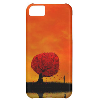 One Autumn Day iPhone 4 case