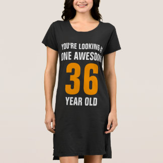 One Awesome 36 year old looks like Dress