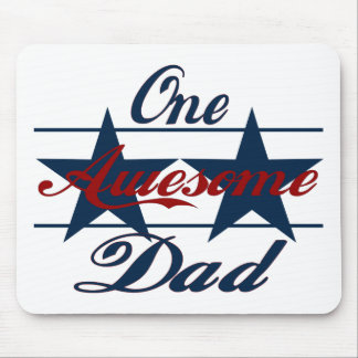 One Awesome Dad Mouse Pad