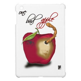 one bad apple cover for the iPad mini