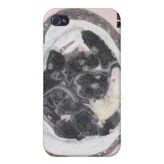 One Bad Apple iPhone 4/4S Covers