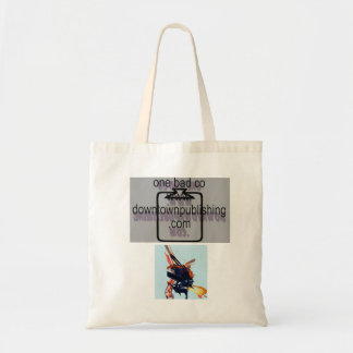 One bad company tote bag