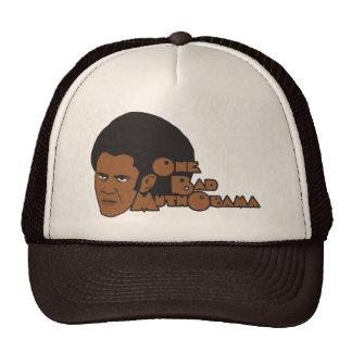 One bad muthaboama trucker hat