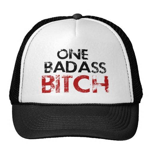One Badass Bitch Trucker Hat