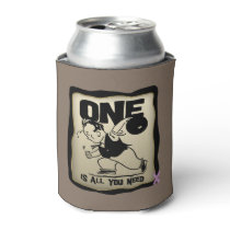 One Ball Man Can Cooler