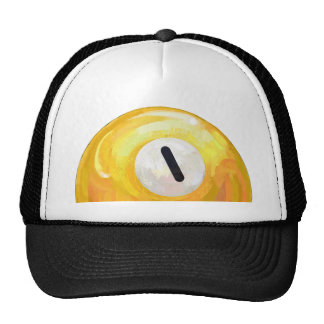 One Ball Trucker Hat