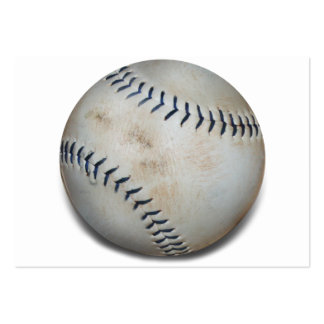 One Baseball Business Card