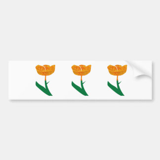 One Beautiful FLOWER to GIFT Car Bumper Sticker