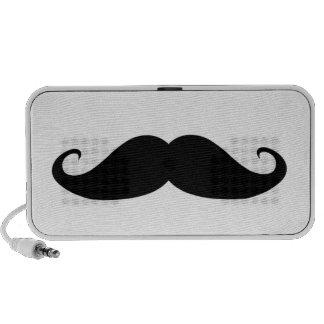 One Big Moustache Speaker