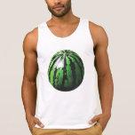 one big watermelon tank top