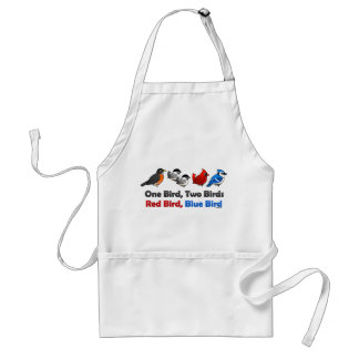 One Bird, Two Birds... Aprons