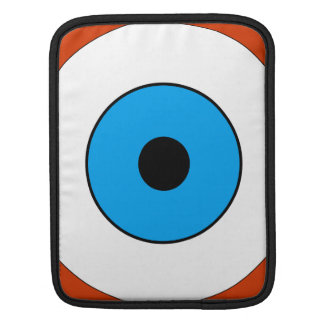 One Blue Eye Sleeve For iPads