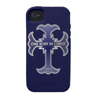 One Body In Christ Vibe iPhone 4 Case