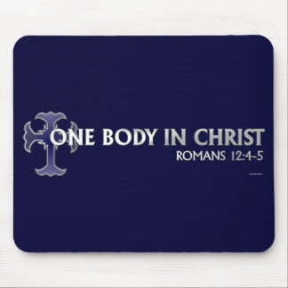 One Body In Christ Mouse Pad