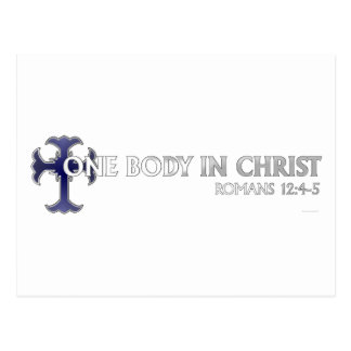 One Body In Christ Postcard