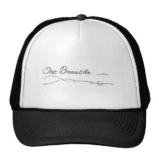 One Breathe the Apnea Spirit Trucker Hat