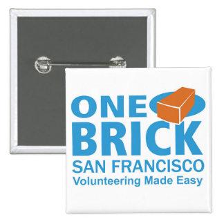 One Brick Chapter Pin - San Francisco