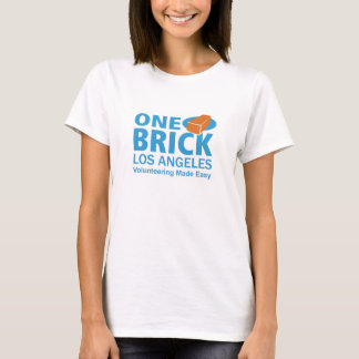 One Brick Chapter Woman's Tee - Los Angeles
