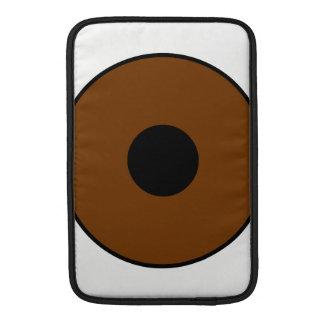 One Brown Eye MacBook Sleeve