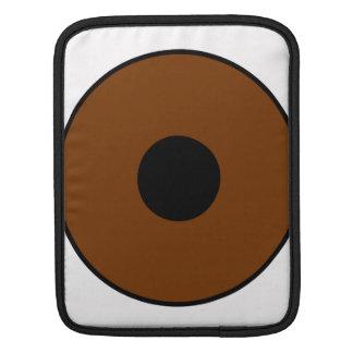 One Brown Eye Sleeve For iPads