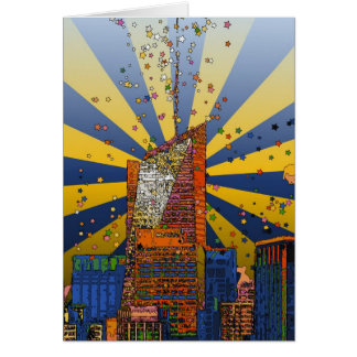 One Bryant Park / Bank of America Tower 001 Greeting Cards