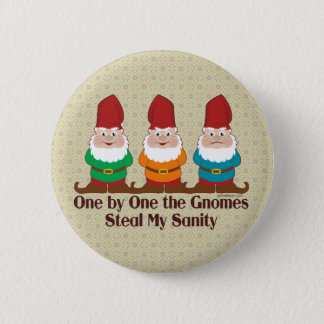 One By One The Gnomes Button