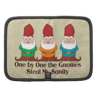 One By One The Gnomes Folio Planners