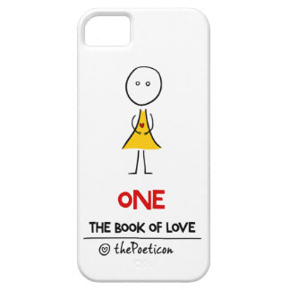 One by The Poeticon iPhone SE/5/5s Case