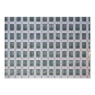One Canada Square Skyscraper, Canary Wharf, London Card