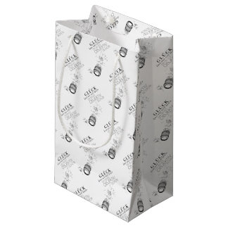 One cannot buy luck small gift bag