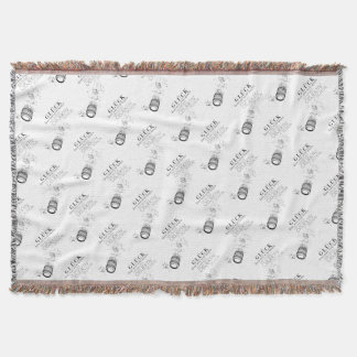 One cannot buy luck throw blanket