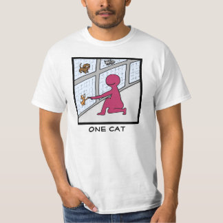 One Cat: The Meeting T-Shirt