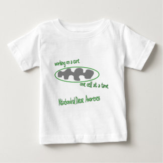one cell at a time baby T-Shirt