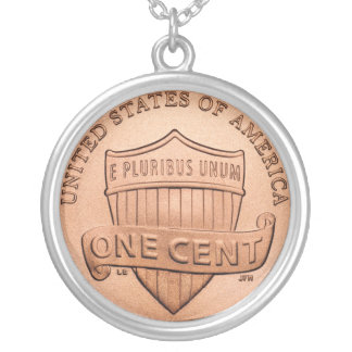One Cent Necklace