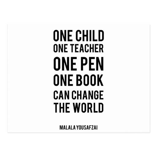 One Child Postcards