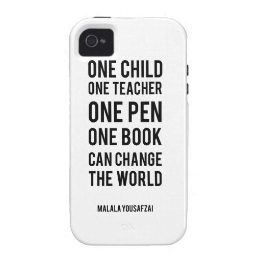 One Child Vibe iPhone 4 Cases