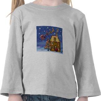 One Christmas Night Shirts shirt
