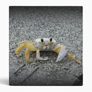 One Claw Joe Vinyl Binder