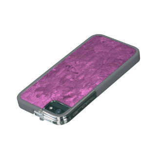 one color painting,pink iPhone 5 cover