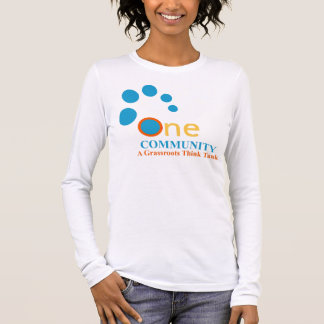 One Community Think Tank Women's T-Shirt