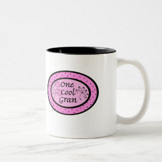 One Cool Gran Two-Tone Coffee Mug
