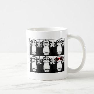 One Cool Monkey Funny Mug