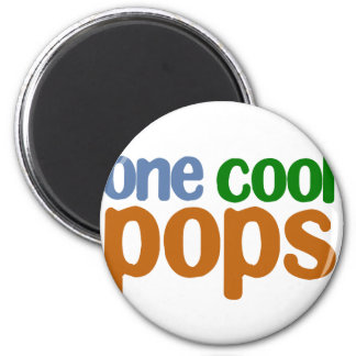 One Cool Pops T-Shirt Refrigerator Magnet