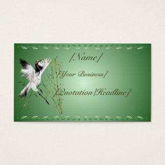 One Crane In Bamboo profilecard_business_horizo... Business Card
