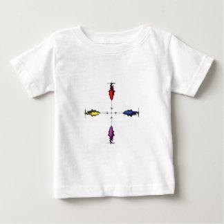 One Cross Pleb Baby T-Shirt