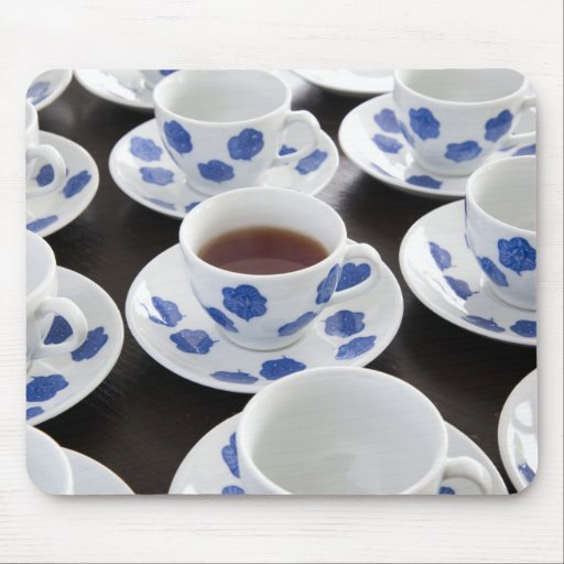 One Cup of Tea Mousepad