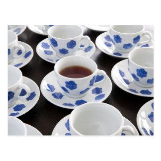 One Cup of Tea Postcard